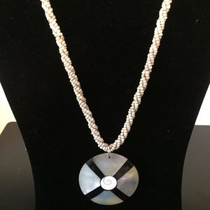 Mother of Pearl? Necklace. Add this to your bundle